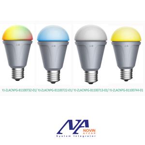لامپ هوشمند رنگین کمان