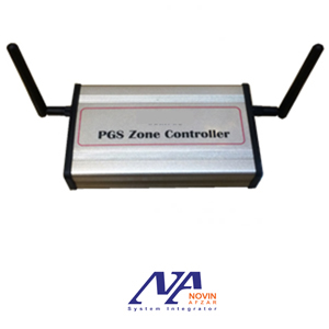 Zone Controller پارکینگ هوشمند